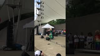 Jessica Dimon - Cincinnati Pride 2018