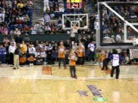 2008 NBA Outdoor Basketball Slam Dunk at Indian Wells,CA