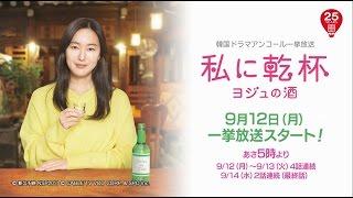 私に乾杯~ヨジュの酒 第9話