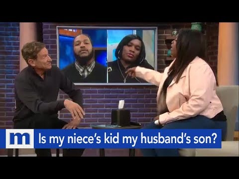 Does my husband have a secret love child with my niece? | The Maury Show