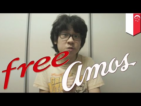 YouTuber Amos Yee arrested: Singaporean police arrest 16-yea