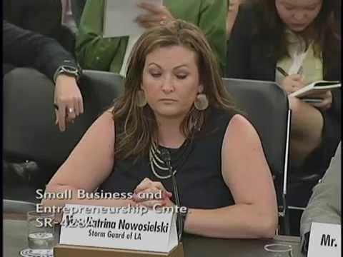 Vitter Discusses Small Business Entrepreneurship Opportunities for Veterans