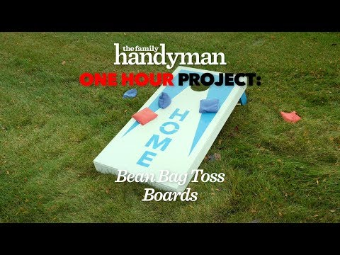 graphic about Printable Bean Bag Toss Rules named 1 Hour Undertaking: Bean Bag Throw Match - YouTube