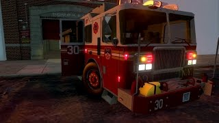 EmergeNYC - Firefighting, Police, EMS Open-World Game/Simulator