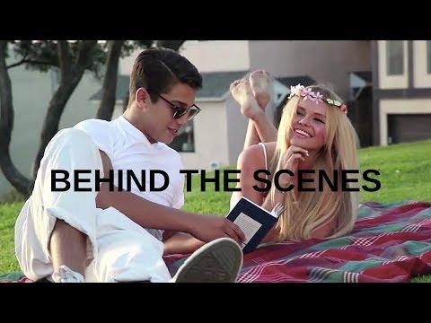 Alli Simpson - Notice Me (Behind The Scenes)