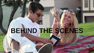 Alli Simpson - Notice Me (Behind The Scenes)