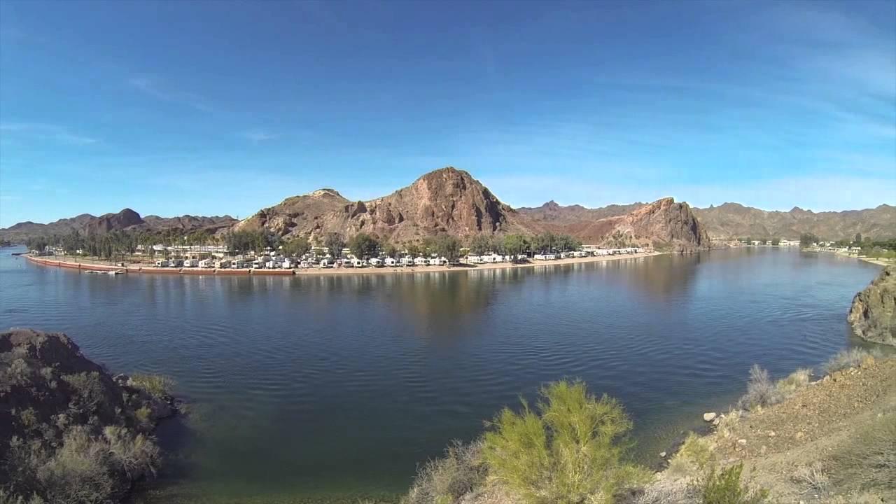 Dji Phantom 2 >> Flying Colorado River Along Parker Dam Rd ...Phantom 2 ...
