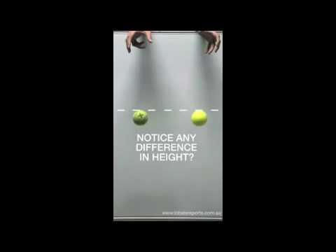 d7e44df61fc Tretorn Micro X Tennis Balls - Old Vs New - YouTube