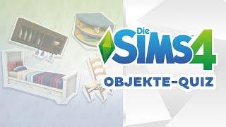 Die Sims 4: Objekte-Quiz | Teil 4 | sims-blog.de