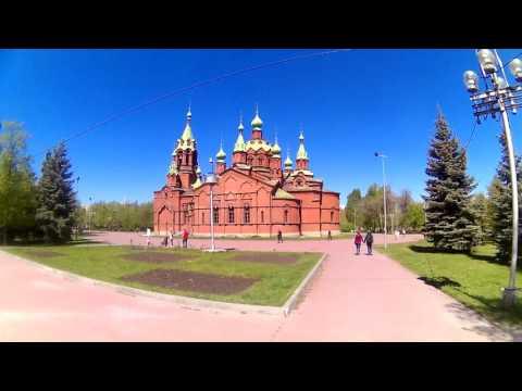 Прогулка по Челябинску !!!