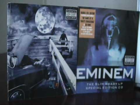 Eminem  Public Service Announcment The Slim Shady LP