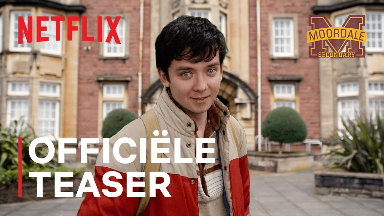 Asa Butterfield in nieuwe Sex Education S3 teaser op Netflix België