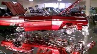 1964 impala ss trino cherry 64