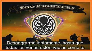Foo Fighters - Spill [Subtitulado en Español]