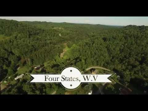 Flying Four States, WV