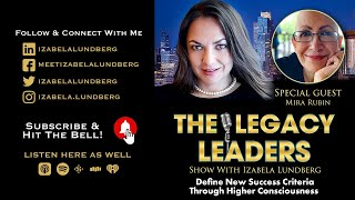 Define New Success Criteria Through Higher Consciousness with Mia Rubin