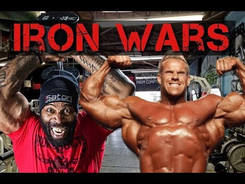 JAY CUTLER ATTENDS IRON WARS-PAYS RESPECT TO CT FLETCHER