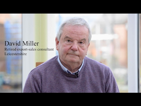 2017 02 16 DAVID MILLER.THE ROAD TO BREXIT