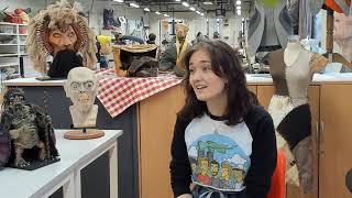 Student Q&A - Second Years | Special Effects for Film and TV | University of Bolton