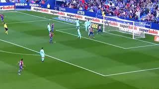 Barca vs levante 4-5highlight (2018)