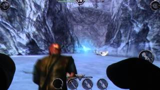 Ravensword: Shadowlands iOS iPhone Gameplay Review - AppSpy.com