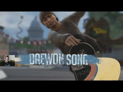 Tony Hawk's Project 8 w/Commentary P.7 Daewon's Pro Challenge