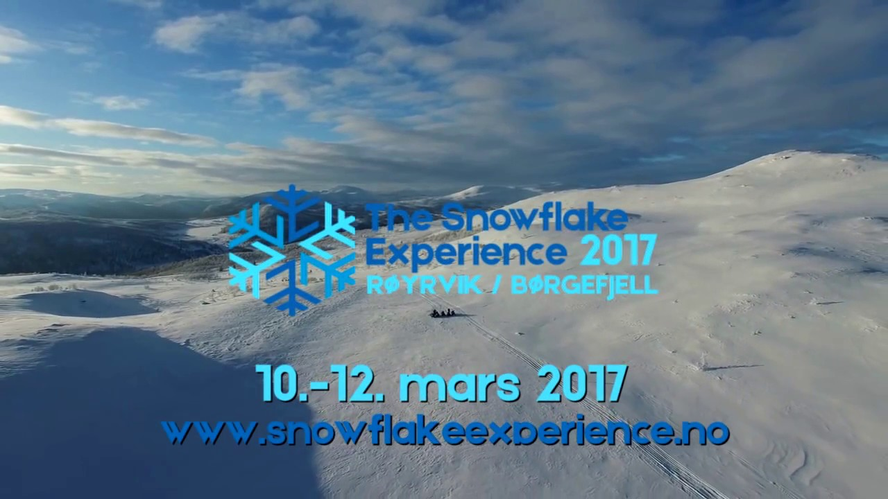 Video thumbnail of Snowflake Experience Winter Festival: March 10-12, 2017