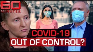 COVID-19: Eradicate the virus or learn to live with it? | 60 Minutes Australia