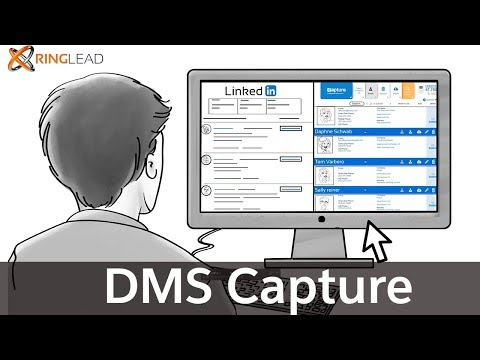 DMS Capture - Automate Prospecting and Target List Building