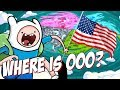 Where Exactly is Ooo? Adventure Time Land of Ooo Origin Theory