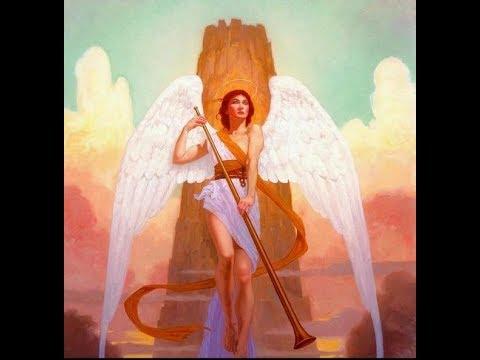 基督教文化中上帝身邊的四大天使長與七位御前天使 - YouTube