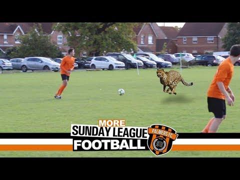 More Sunday League Football - CHEATERS?