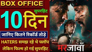 Marjaavaan Box Office Collection, Marjaavaan 10th Day Collection, Marjaavaan Full Movie Collection,