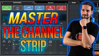 Master the Channel Strip in Cubase- Mix like the wind #cubase #channelstrip
