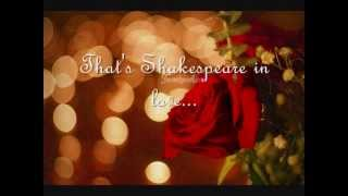 Shakespeare In Love by Layla Kaylif