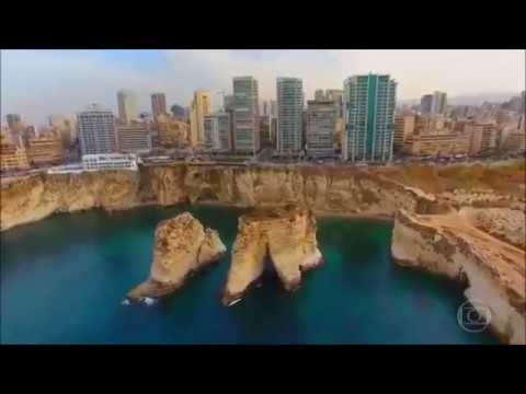 Globo Repórter. Líbano COMPLETO