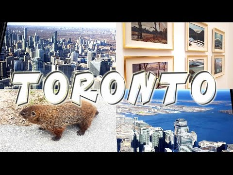 Toronto travel guide