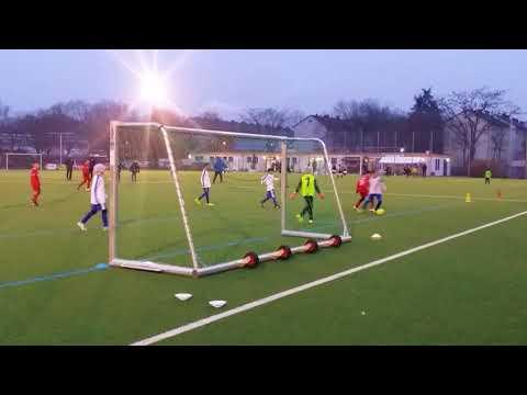 SG Rot-Weiss Frankfurt vs. FC Union Niederrad -  Team  Highlights
