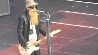Watch ZZ Top My Heads In Mississippi video
