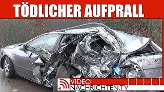 Tödlicher Aufprall: Pannenfahrzeug von LKW erfasst | Nachrichten | VideonachrichtenTV