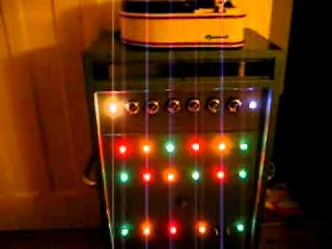 1970s Reggae Sound System Valve Amp Case Youtube