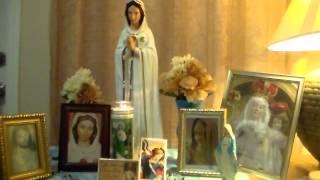 Oracion Diaria a Maria Rosa Mistica