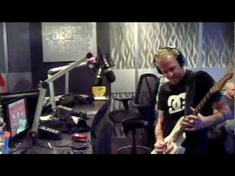 Gary Hoey - Carol of the Bells on the Preston and Steve Show on 93.3 WMMR