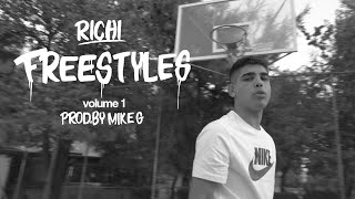 Richi - Freestyles Volume 1 (Official Video)