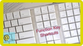 Mac Function Key Shortcuts (End, Page Up, Delete, Etc.)
