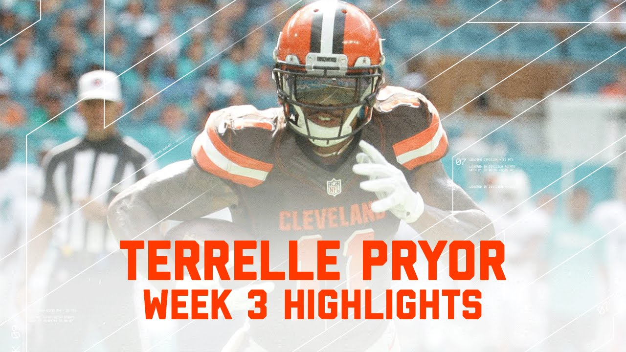 Terrelle Pryor sees chance to change career trend with Jets