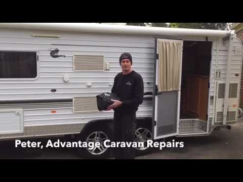 Caravan Roof Lifting System Youtube