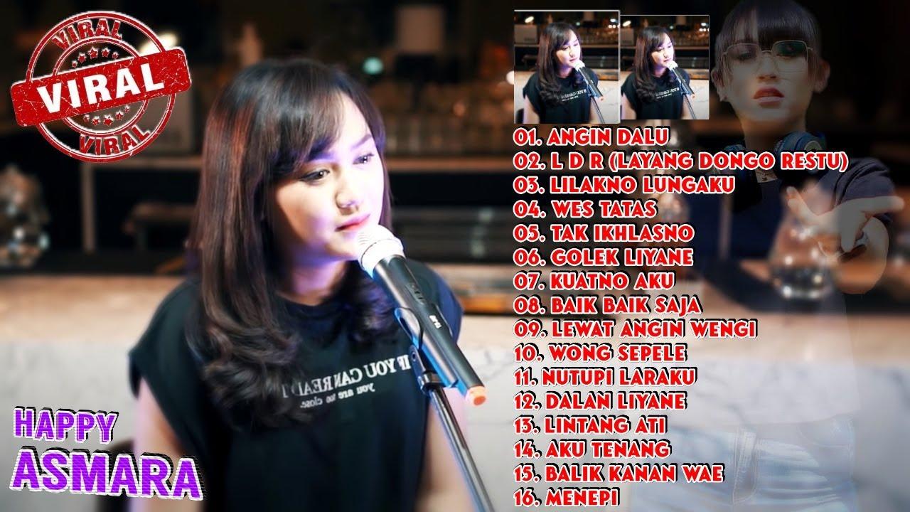 Dangdut Koplo Terbaru 2021 [Full Album] Happy Asmara - Lagu Jawa Terbaru 2021 Terpopuler Saat Ini