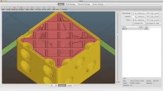دروس BQ التعليم | Slic3r - البرنامج التعليمي من الطباعة 3D