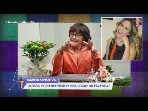Márcia Fernandes Explica as brigas na FAZENDA 10